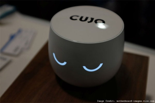 Cujo Smart Firewall In Use