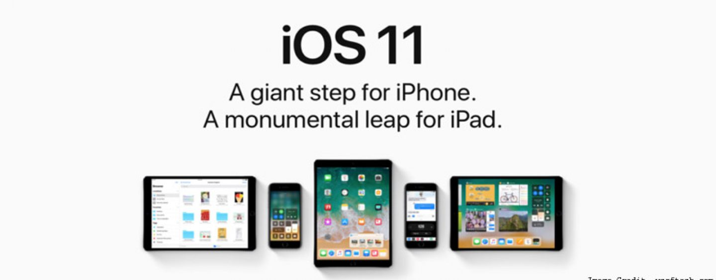 IOS Beta 11 First Ever From Apple Is Now Available For All