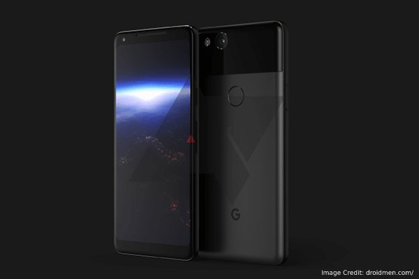 anticipated features for pixel 2 phone