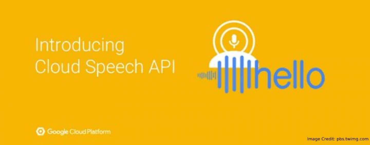 Google Launched Updated Cloud Speech API To Support More Languages