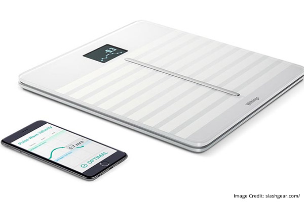Nokia Body Tracking Smart Scale Device Application