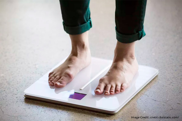Nokia Body Tracking Smart Scale Device Features