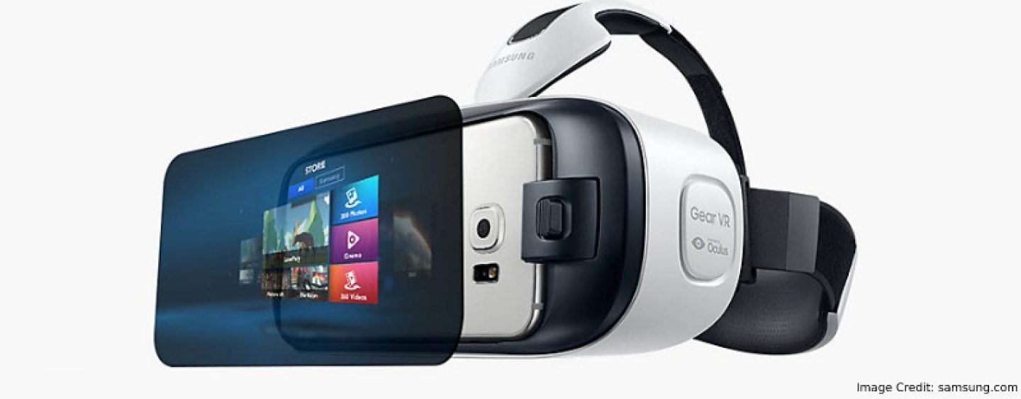Traversing The Virtual Reality World With Samsung Gear VR Controller