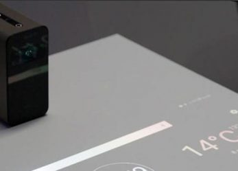 Sony Xperia Touch Projector that Turns Any Surface Into A Touchscreen