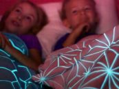 Force Field Cloak- An Incredible Glowing Blanket For Children