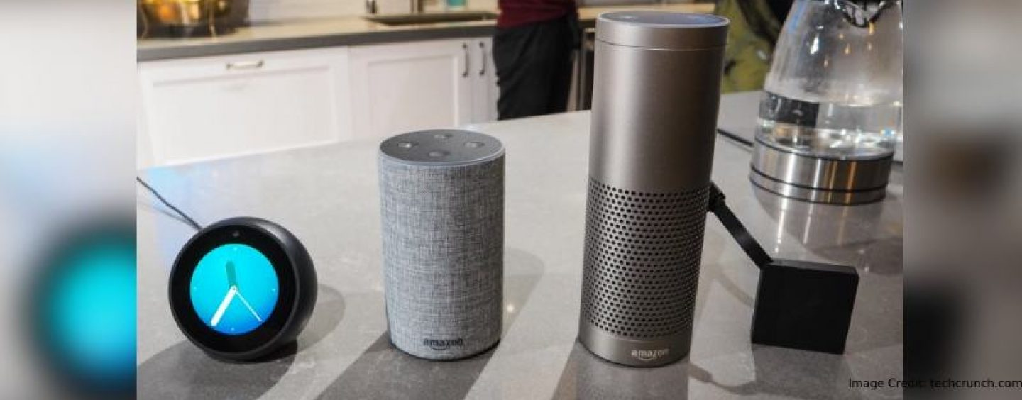 Amazon Doubles Echo Hardware Albeit They Rely On Third Parties For It
