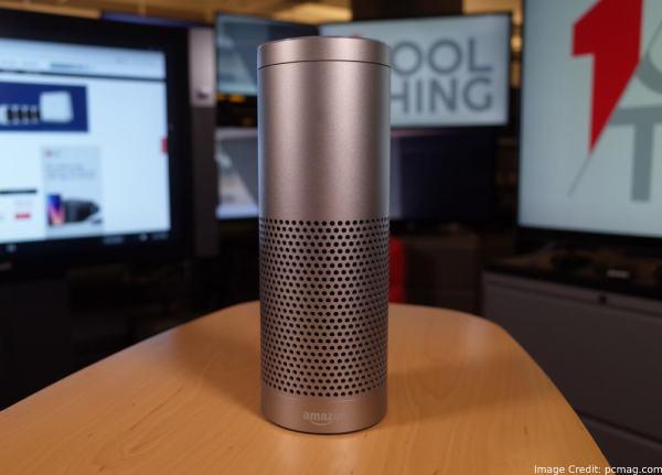 Echo Plus From Amazon