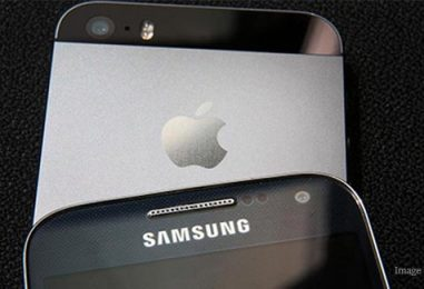 """Samsung's New Advertisement """"Love To The Core"""": Sorry iPhone Lovers"""