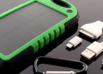 OMG! These Water-Proof Solar Charger Are Just For 20$! Now You're Talking