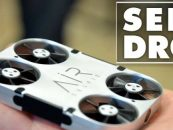 Air Selfie Drone – Phew! Finally Someone Really Care For Selfie Lovers