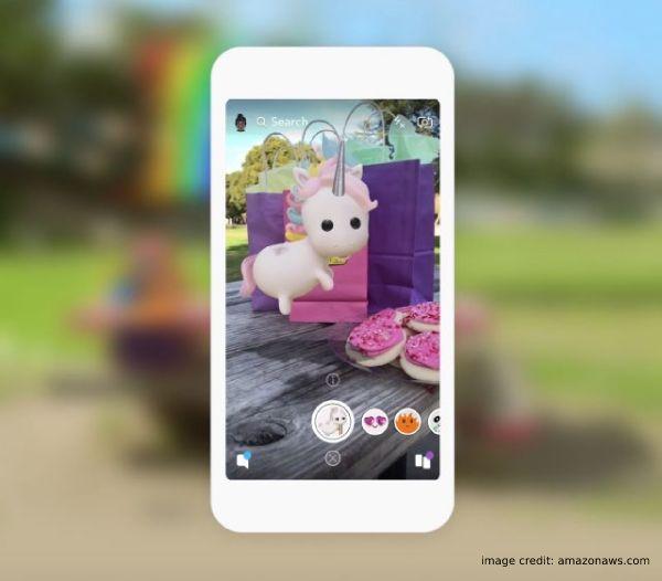 Augment, Unlock, Scan Using Lens Snapcodes