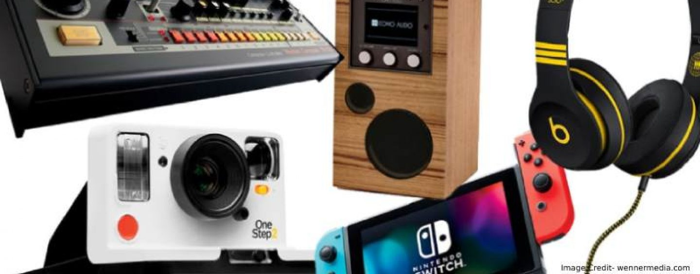 "Music Lovers Get Ready  To ""Rock N Roll"" With The Latest Tech Gadgets"