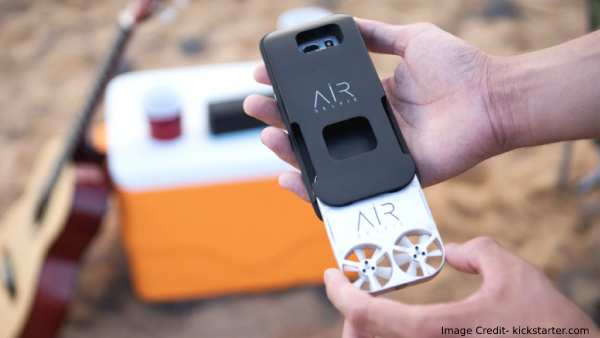 The Design Of Air Selfie Drone