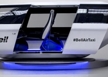 The Passenger Drone Concept- Travel Future With Uber & Bell Air Taxi