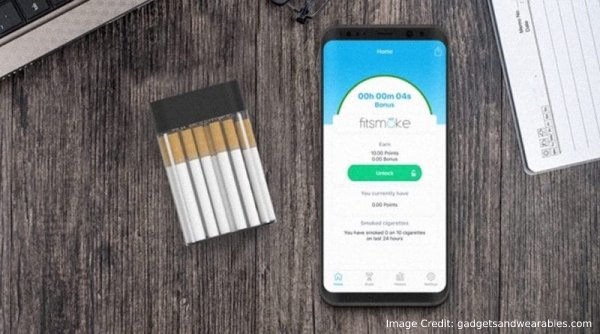 Fitsmoke The Smart Cigarette Pack